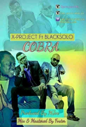 X-Project - Cobra ft. BlackSolo